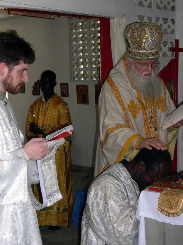 Comunitatea ortodoxa din Haiti